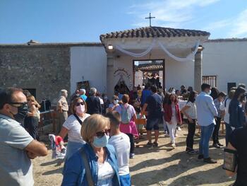 La ermita de la Virgen de la Guía festeja su solemnidad