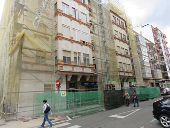 Los vecinos de Concepción Arenal estarán un año sin casa