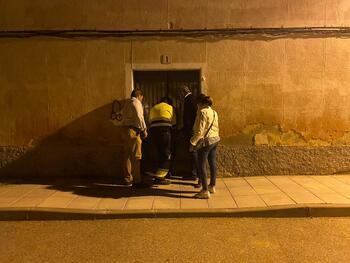 Santa Olalla se blinda contra la ocupación