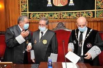 Rouco reitera la necesidad de crear 32 plazas de juez