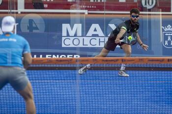 El Albacete Challenger de padel ya tiene finalistas