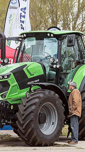 Agricultura financiará avales para renovar maquinaria