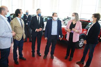 La Feria del Automóvil de Ocasión abre sus puertas