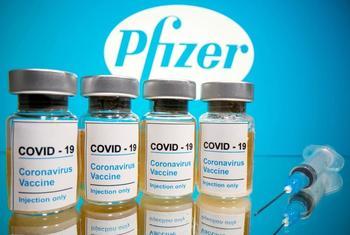 Pfizer ve probable que sea necesaria una tercera dosis
