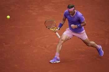 Nadal sufre en su debut ante Ivashka