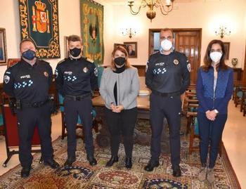 La Policía Local de Talavera se refuerza con dos agentes más