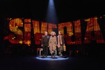 El Teatro Auditorio acoge este sábado la obra 'Siveria'