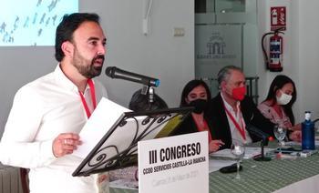 Renuevan a Miguel Ángel Cubillo al frente de CCOO Servicios