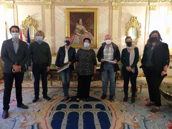 Luquero se reúne con el secretario de Estado de Mº Ambiente
