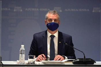 El Gobierno cierra con el País Vasco el traspaso de prisiones