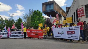 Los sindicatos exigen explicaciones por Geacam y su recorte