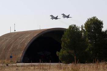 Los Eurofighter del Ala 14 alcanzarán 25.000 horas de vuelo