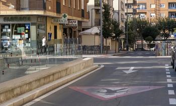 La mujer herida en el tiroteo de Salamanca sale del hospital