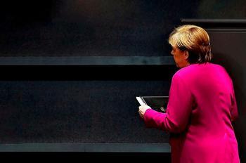 La dirigente conservadora abandonará la política tras media vida dedicada a ella