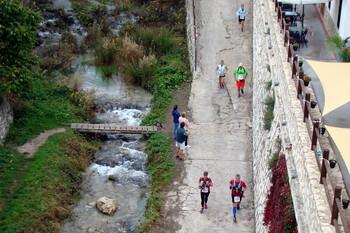 Rubén Rodríguez y Victoria Soler ganaron el Trail de Nerpio