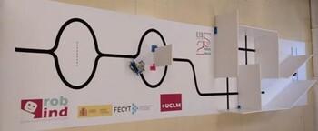 La competición robótica de la UCLM cumple 10 años