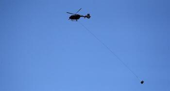 Al menos tres muertos al estrellarse un helicóptero en Alemania