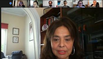 Pilar Zamora se despide como alcaldesa