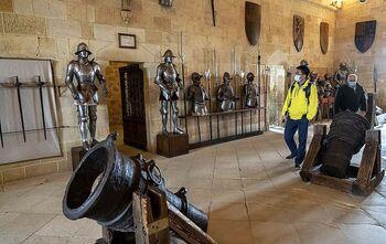 Segovia palpa el despegue del turismo extranjero