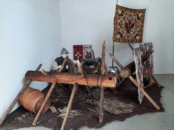 El ambiente social del Logroño de 1521, en una exposición