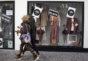 Los bonos hacen prever menos adhesión al 'Black Friday'