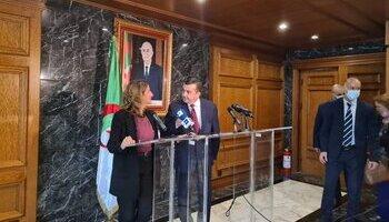 Argelia asegura el suministro de gas a España