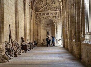 Los tesoros de la vieja Catedral de Segovia