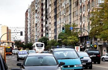 Burgos supera el límite de polución fijado por la OMS