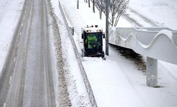 Inversión de 100.000 euros para mejorar el plan de nevadas