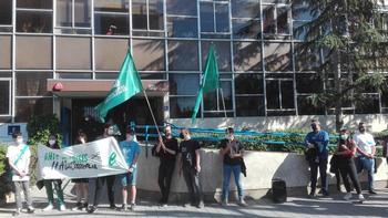 Los estudiantes se movilizan por la educación pública