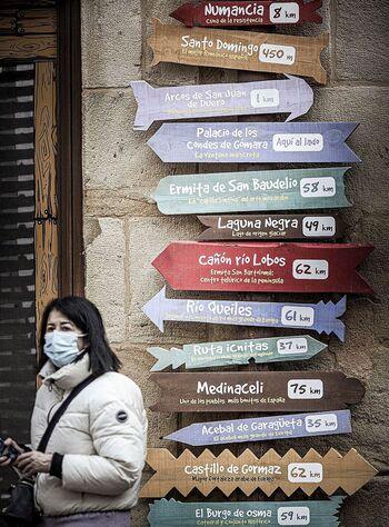 La ocupación en Soria roza el 100% en los puentes