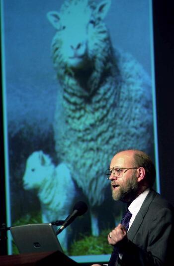 La oveja que cambió la biología