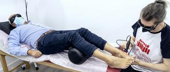 «Tengo pacientes con síntomas muy raros y sin causa lógica»