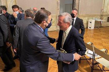 Logroño otorga la Medalla de Oro al arquitecto Rafael Moneo