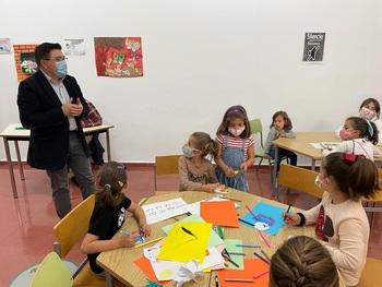 Toledo celebra a Alfonso X con el Día de los Bibliotecas