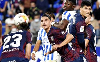 El Huesca, próxima amenaza