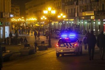 La Policía Local reforzará las patrullas la noche del sábado