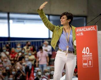 Page ensalza el poder regional en nueva Ejecutiva del PSOE