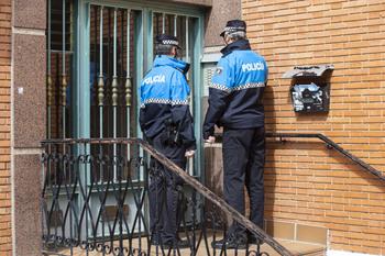 Detenido por una presunta violación en la calle Doña Urraca