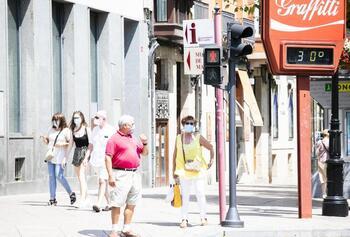 Logroño reduce en cerca de 100 sus casos activos en 48 horas