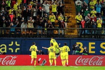 El Villarreal recupera el gol y la sonrisa