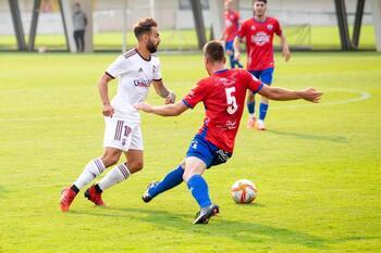 El Atlético Albacete arrancó un empate en Villarrobledo