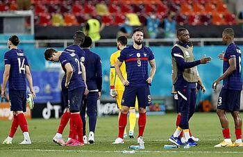 Las heridas de la selección francesa tardarán en cicatrizar