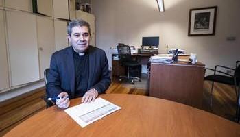 Vicente Rebollo presidirá el Cabildo catedralicio