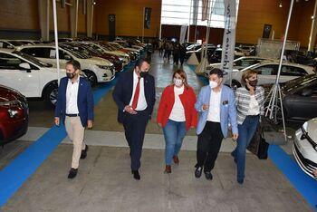 Talavera celebra el regreso del Salón del Automóvil