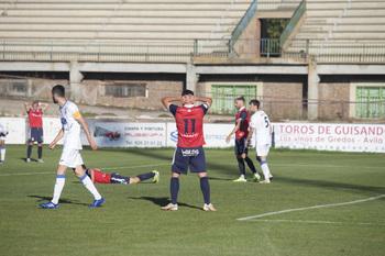 Primera derrota para el Real Ávila