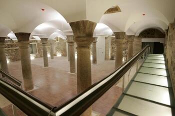Las obras de reforma del Hospitalito del Rey terminaron en 2010.