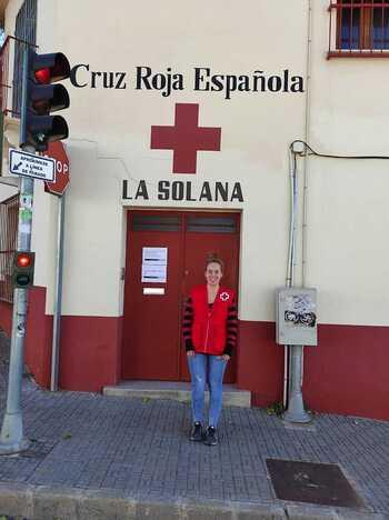 Cruz Roja y Caixabank forman en 'Agricultura Inteligente'