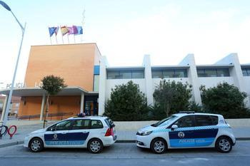 La reforma energética de la sede de Policía Local, desierta