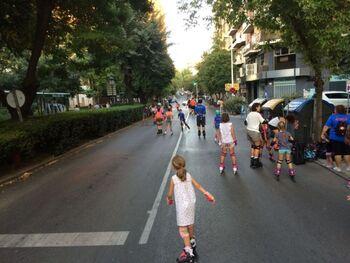 Puertollano suspende las zonas de esparcimiento peatonal